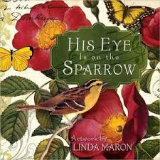 His Eye is on the Sparrow HC by P Wright