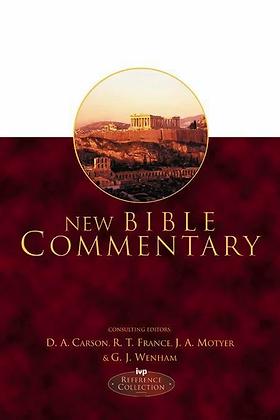 New Bible Commentary HC by DA Carson et al
