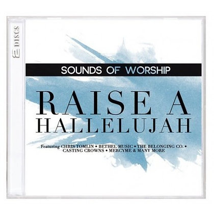 Sounds of Worship - Raise A Hallelujah CD  mixed artist