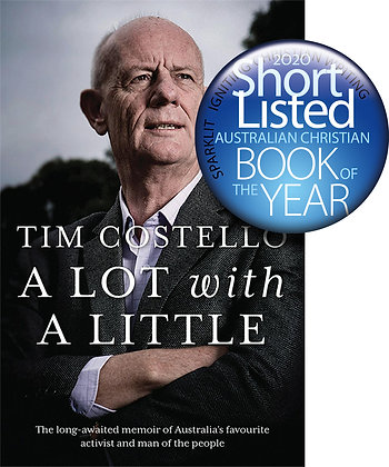 A Lot With A Little HC byTim Costello