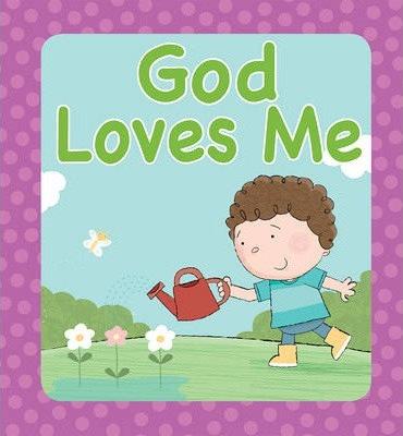 God Loves Me BoardBook