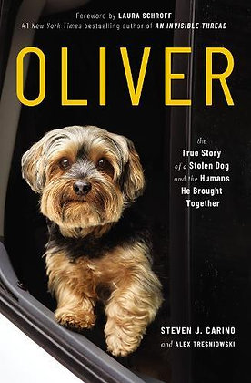 Oliver: The True Story of a Stolen Dog and the Humans He Brought Together PB