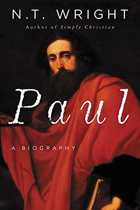 Paul  - A Biography PB by N T Wright