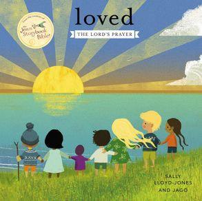 Loved BDBK the Lord's Prayer by Sally Lloyd-Jones