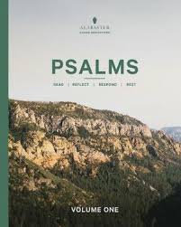 Psalms Vol 1 PB Alabaster guided meditations
