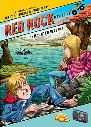 Haunted Waters PB Red Rock Mysteries 1 by Jenkins and Farby
