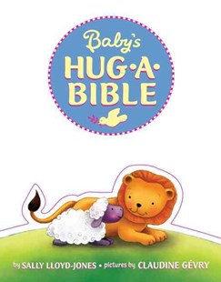 Baby's Hug A Bible Fluffy BDBK by Sally Lloyd-Jones