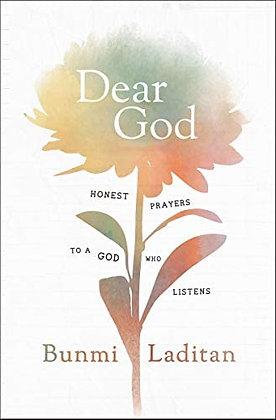 Dear God: Honest Prayers to a God who Listens HC by Bunmi Laditan