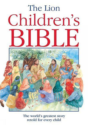The Lion Children's Bible HC by Pat Alexander