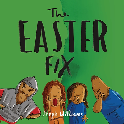 The Easter Fix PB by Steph Williams