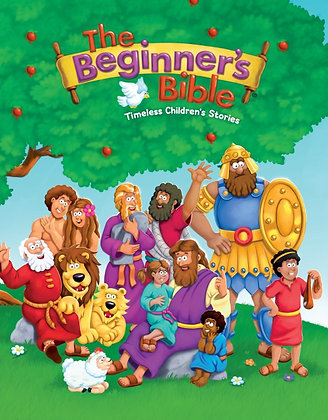 The Beginner's Bible HC Timeless Children's