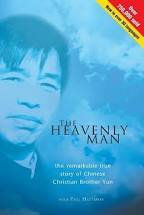 The Heavenly Man PB by Brother Yun