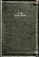 Samoan Bible Rev Ed black leather