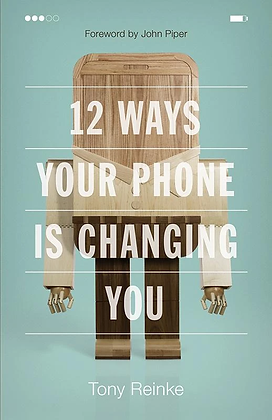 12 Ways Your Phone is Changing You PB T Reinke