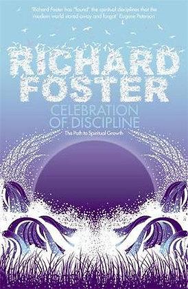 Celebration of Discipline PB by R Foster