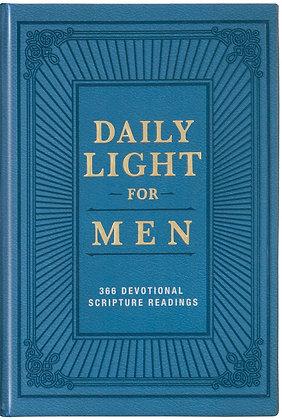 Daily Light for Men HC Devotion Readings