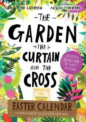 The Garden, The Curtain and The Cross Easter Calendar PB
