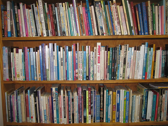 Lots of Second Hand Books