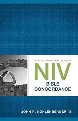 NIV Bible Concordance PB by John R Kohlenberger 111