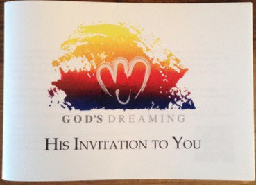 God's Dreaming bklt His invitation to you