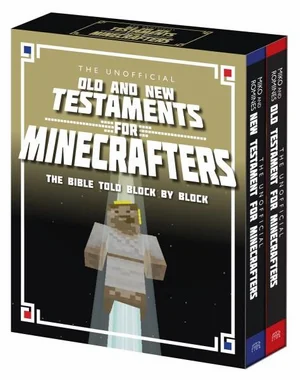 The Unnofficial Old and New Testaments for Minecrafters 2 vol in slipcase