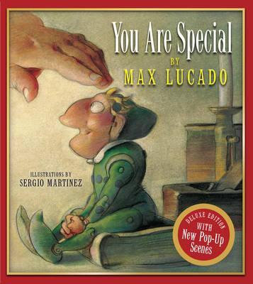 You Are Special HC Pop Up by Max Lucado