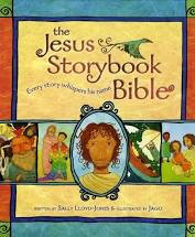 The Jesus Storybook Bible HC by Sally Lloyd-Jones