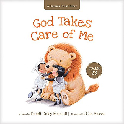 God Takes Care of Me BDBK by Dandi Mackall