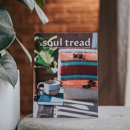 soul tread edition 2 PB edited by Rachel Lopez