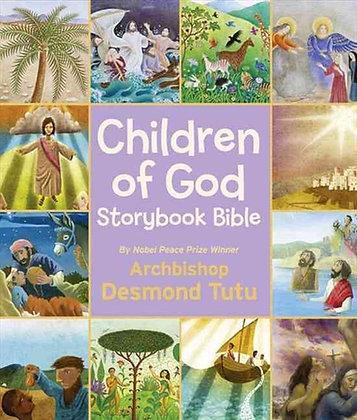 Children of God Storybook Bible HC by Archbishop Desmond Tutu
