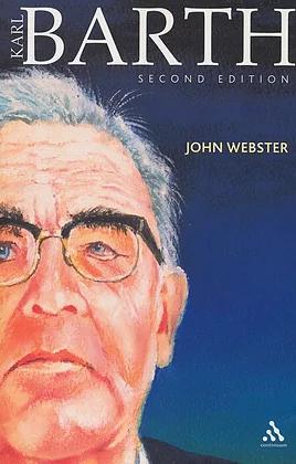 Karl Barth PB by John Webster