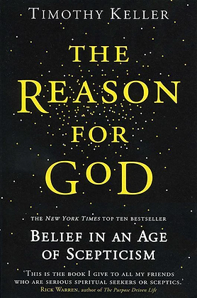 Reason For God Pb by T Keller