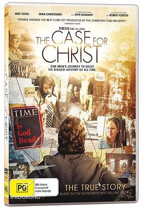 The Case For Christ DVD Lee Strobel
