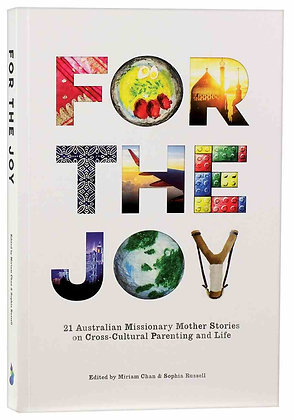 For The Joy PB edited by M Chan & S Russell