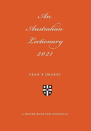 An Australian Lectionary 2021 PB Year B