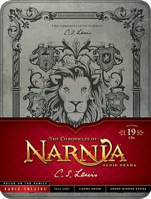The Chronicles of Narnia Audio Drama 19 CD set by C. S. Lewis