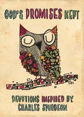 God's Promises Kept HC inspired  by C. Spurgeon written  by Catherine Mckenzie