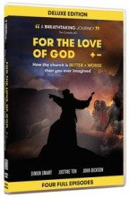 For The Love of God DVD Deluxe Ed