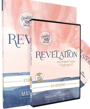 Revelation: Extravagant Hope Book & DVD Set by Margaret Feinberg