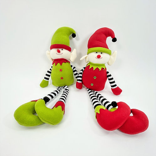 ELF DANGLING LEGS 20IN, 2pc