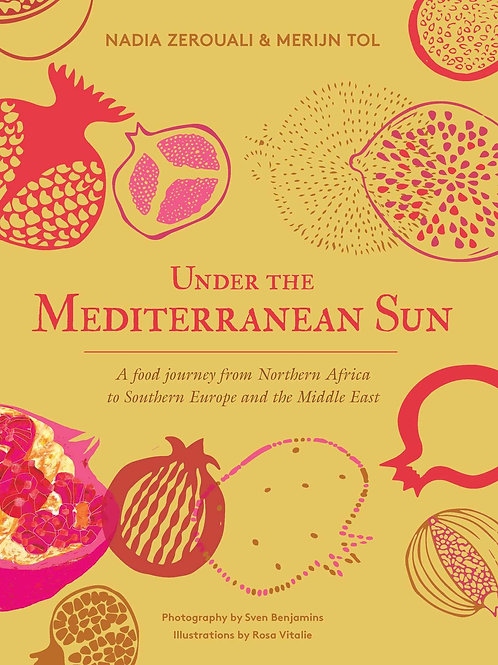 A food journey from Northern Africa to Southern Europe and the Middle East