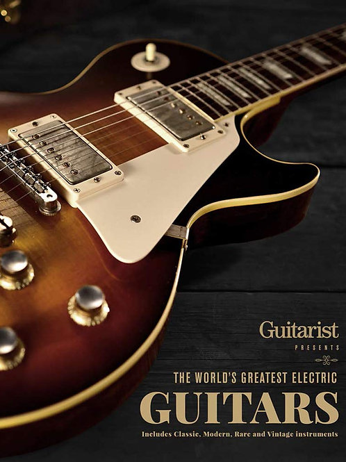 The World's Greatest Electric Guitars