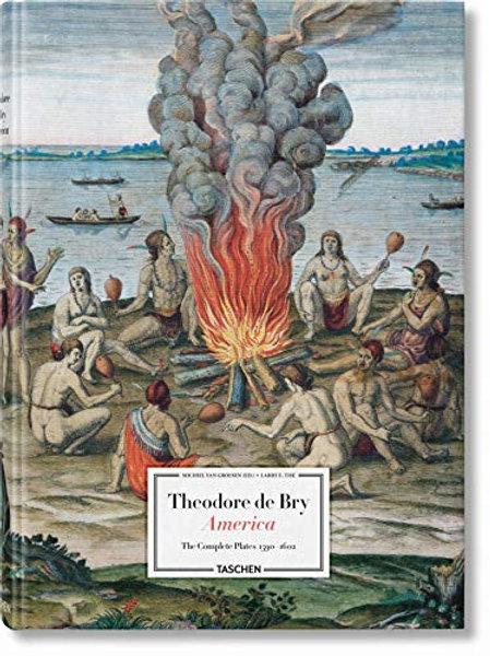 Theodore de Bry. America