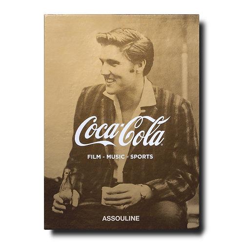 Coca Cola Slipcase Set of 3: Film, Music, Sports