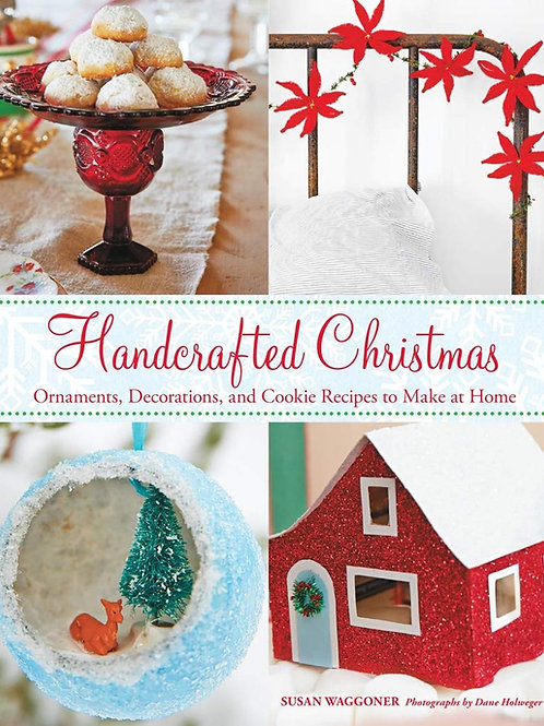 Ornaments, Decorations, and Cookie Recipes to Make at Home