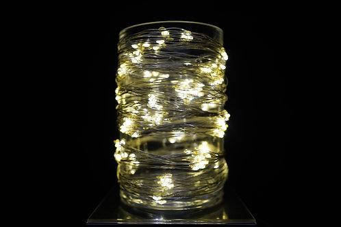 LED 360 LIGHTS WARM WHITE TWINKLE
