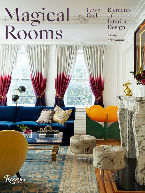 Magical Rooms: Elements of Interior Design