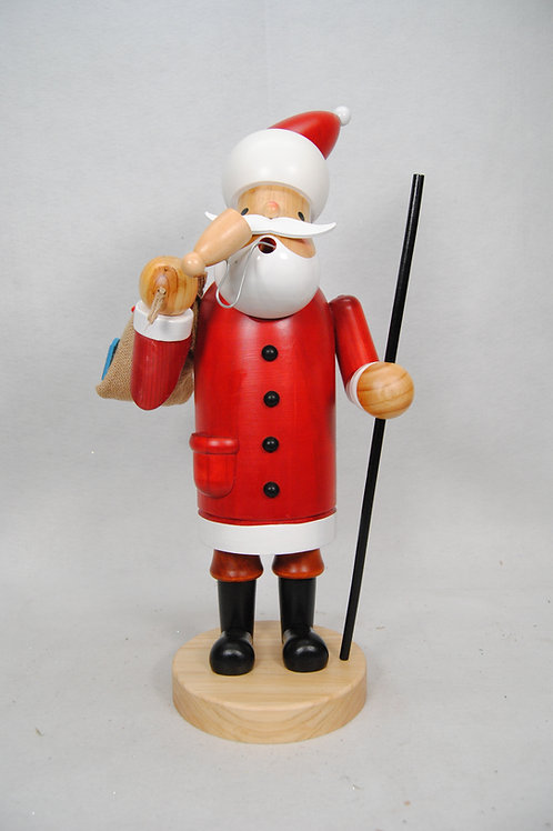 INSENCE SMOKER SANTA 22IN RED/WH