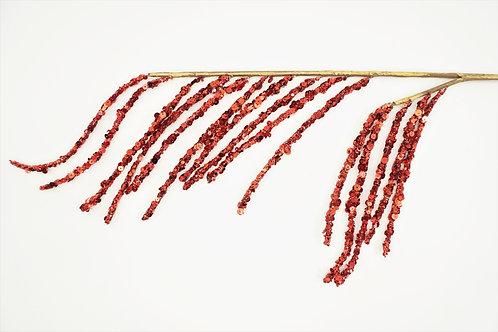 SPRAY CRYSTAL STRING RED