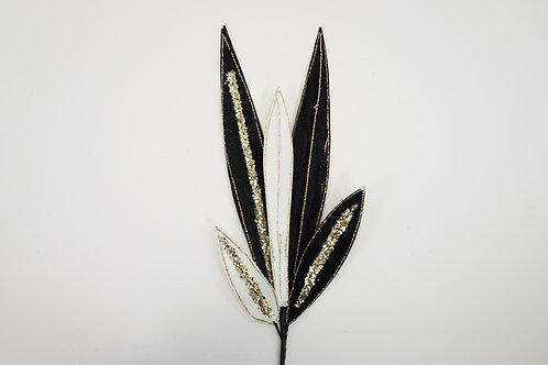 BAMBOO SPRAY BLACK AND WHITE